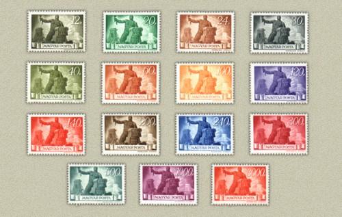 1945 - 1946 ÚJJÁÉPÍTÉS