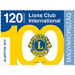 100 éves a Lions Clubok Nemzetközi Szövetsége