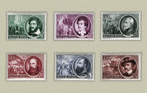 1848 -AS SZABADSÁGHARCOSOK