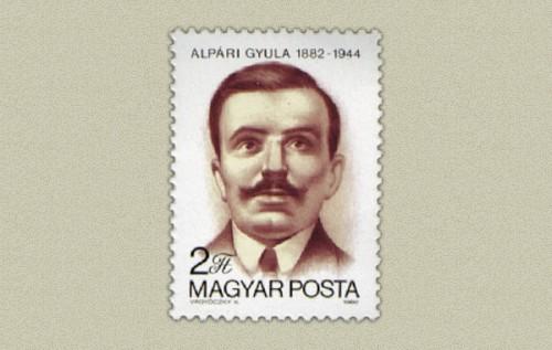 ALPÁRI GYULA