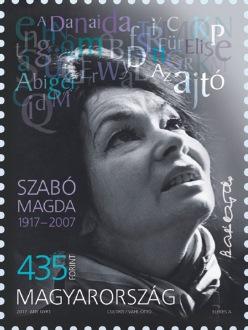 100 éve született Szabó Magda - Magda Szabó was born 100 years ago
