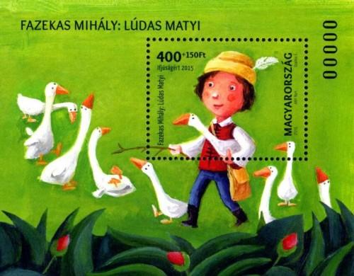 Ifjúságért 2015 - Fazekas Mihály: Lúdas Matyi