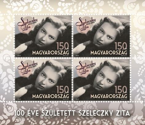 100 éve született Szeleczky Zita