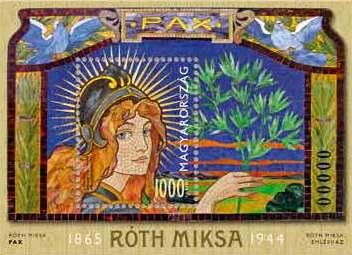 150 éve született Róth Miksa