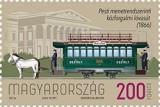 150 éve Indult a Pesti Menetrendszerinti Közforgalmi Lóvasút