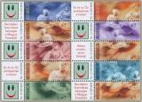 2004 FOLKLORIADA - BÉLYEG KISÍV