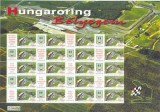 2005 HUNGARORING BÉLYEGEM