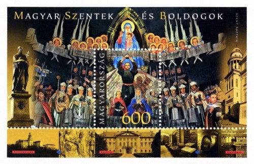 Magyar Szentek és Boldogok III. - Szent Asztrik