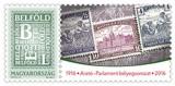 100 éves az Arató – Parlament című bélyegsorozat
