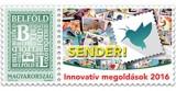 Innovációs megoldások 2016: Sendler!
