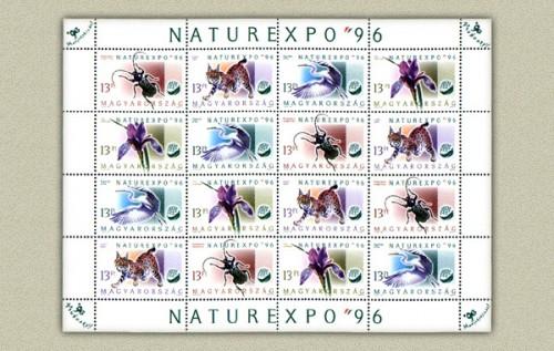 1996 NATUREXPO - ÍV