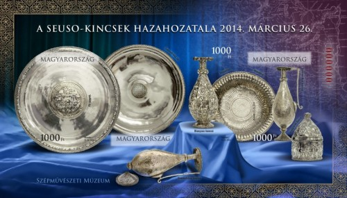 2014 A SEUSO-KINCSEK HAZAHOZATALA II.