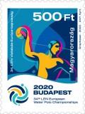 2020 34. LEN Vízilabda-Európa-bajnokság