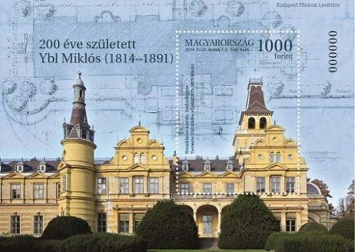 JELES MAGYAROK: 200 ÉVE SZÜLETETT YBL MIKLÓS